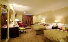 Fitzgeralds Woodlands Hotel Bedroom