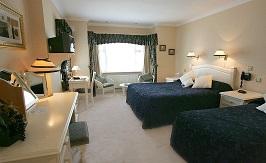Killeen House Hotel Bedroom