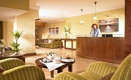 Glengarriff Park Hotel Reception