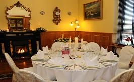 Bush Hotel Dinning Room
