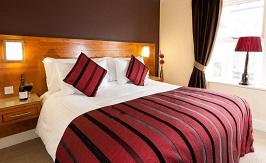 Clew Bay Hotel Bedroom
