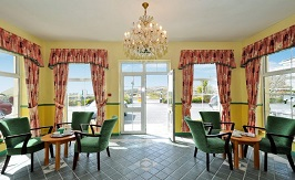 Carna Bay Hotel Reception