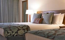 Garryvoe Hotel bedroom