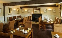 Hylands Burren Hotel Dinning