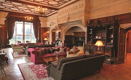 Lough Rynn interior