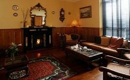 Bush Hotel Lounge Area